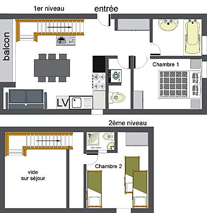 queyras residences. Black Bedroom Furniture Sets. Home Design Ideas