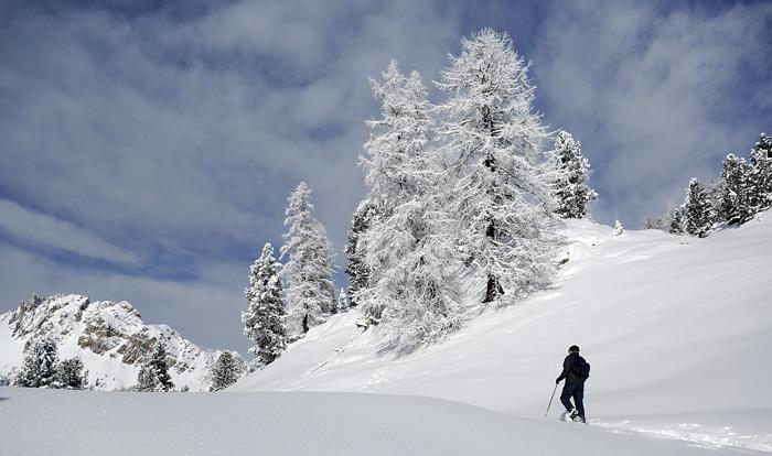 Raquettes a neige - Office de tourisme queyras ...